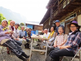 田舎暮らしの魅力がわかる!ふるさとカフェ in 大阪(緑のふるさと協力隊 募集説明会)