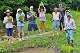 【9/11-14】3泊4日の農山村ボランティア「若葉のふるさと協力隊」in群馬県上野村