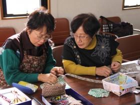 1縫い方教える