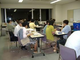 夏のボランティア体験 日本語練習のお手伝い♪(にほんご教室 弁天町)