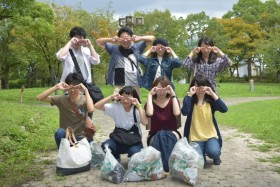 [20歳〜39歳]10/17 大阪でゴミ拾いのボランティア