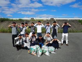 ゴミ拾いのボランティア募集