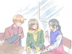 尼崎にある中高生のための居場所カフェ「アマたまカフェ」