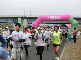 第2回リバーサイドマラソン大阪大会ボランティアスタッフ募集