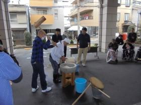 【急募】おもちつきボランティアさん募集!