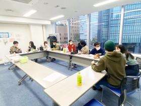 International Meetup In Umeda Osaka. 国際交流会 大阪相互生涯学習センター