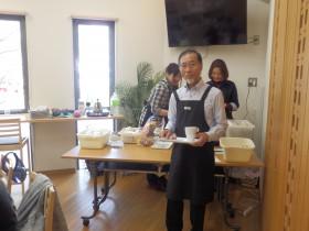 夏のボランティア体験 喫茶ボランティア        (cafe de  ひまわり)