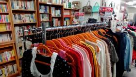 寄付物品(衣類、雑貨など)の整理、仕分け作業