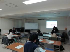 市民活動向け広報セミナー初級編~Wordでつくるチラシの作り方講座~を実施しました!
