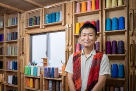 現代手織り「さをり織り」を通じ、障がい者と社会をつなぐ―  SAORI豊崎長屋の活動