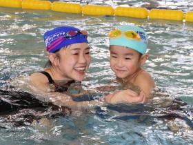 水泳で多様な社会を体感!