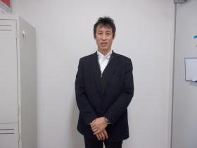 教授の写真