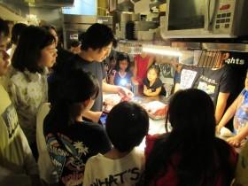 子ども食堂×焼肉屋 ~お肉の大きさに子どもたち大興奮~