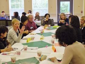 高齢者の心のケアをめざす、ボランティア・ミシガン研修