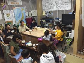 第6回 たかあい@ふたばの会(子ども食堂×学習支援×環境教育+遊び=心の居場所)