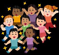 nakayoshi_world_kids_run
