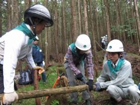 10月開催!日本三大美林 木曽ヒノキを残そう!森林ボランティア